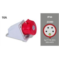 WALL MOUNTING SOCKET IP44 23393