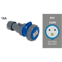 SOCKET IP67 24200