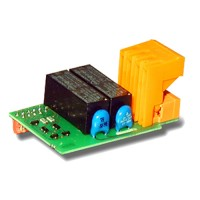 Control Output Option 2 relays – 2RE