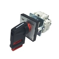 R16-R610M Control Switch Lockable (Spring return)