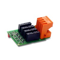 Control Output Option 4 relays – 4RE
