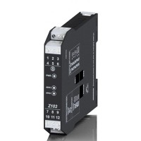 Potentiometric to DC isolator / converter Z102