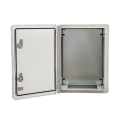 PLASTIC DISTRIBUTION BOARDS TRANSPARENT DOOR