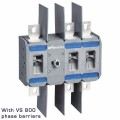 KU ROTARY SWITCHES AND CHANGE-OVER SWITCHES 630-800A